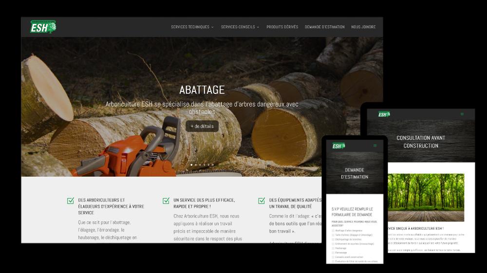 Arboriculture ESH