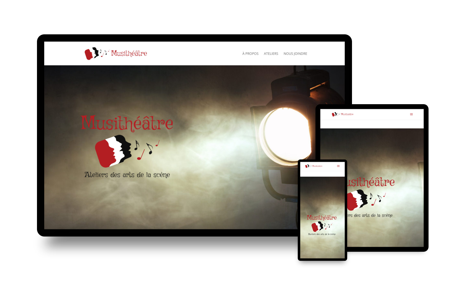 Musitheatre-Site-internet-adaptatif